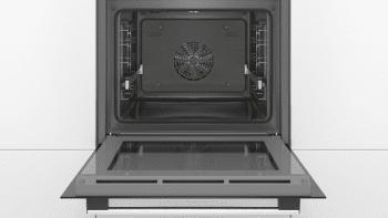 Bosch HBA5360S0 Horno Multifunción de 60 cm en Acero Inoxidable | A | Serie 6 - 3