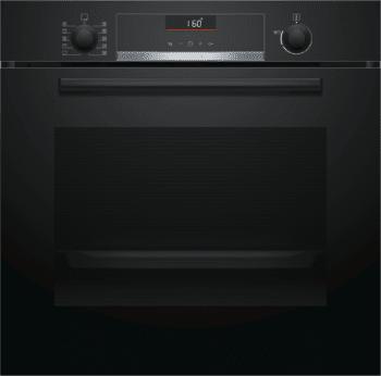 Bosch HBA5360B0 Horno Multifunción de 60 cm en color Negro | A | Serie 6