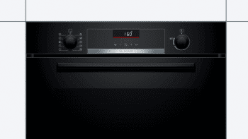 Bosch HBA5360B0 Horno Multifunción de 60 cm en color Negro | A | Serie 6 - 2