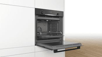 Bosch HBA5360B0 Horno Multifunción de 60 cm en color Negro | A | Serie 6 - 4
