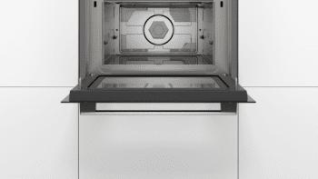 Bosch CMA585GS0 Horno Microondas Multifunción 45 cm en Acero Inoxidable | Serie 6 - 3