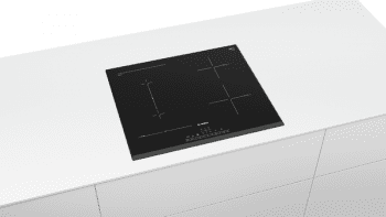 Bosch PVS651FC5E Placa Inducción 60 cm color Negro con 4 Zonas de Inducción   Serie 6 - 4