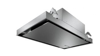 Campana de Techo Bosch DRC96AQ50 en Acero Inoxidable, de 90 cm a 734 m³/h | Control Placa-Campana | Wifi Home Connect | B | Serie 6 - 3