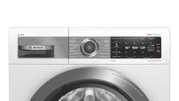 Bosch WAX32EH0ES Lavadora Carga Frontal | 10 Kg 1600 rpm | I-Dos | Pausa + Carga | WiFi HomeConnect | A+++ -30% - 5