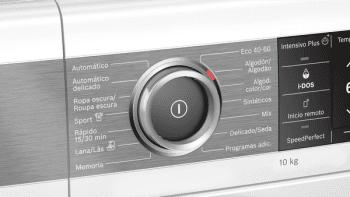 Bosch WAX32EH0ES Lavadora Carga Frontal | 10 Kg 1600 rpm | I-Dos | Pausa + Carga | WiFi HomeConnect | A+++ -30% - 6