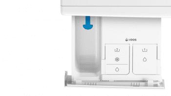 Bosch WAX32EH0ES Lavadora Carga Frontal | 10 Kg 1600 rpm | I-Dos | Pausa + Carga | WiFi HomeConnect | A+++ -30% - 8