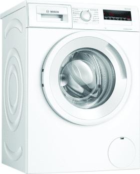 Bosch WAN24263ES Lavadora Carga Frontal 60 cm Blanca | 7 Kg 1200 rpm | Pausa + Carga | A+++ -10% | Serie 4
