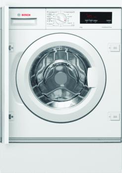 Bosch WIW28301ES Lavadora Integrable Blanca 8 kg 1400 rpm | Pausa + Carga | A+++ -20% | Serie 6 - 1