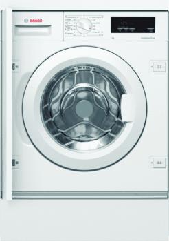 Bosch WIW24304ES Lavadora Integrable Blanca 7 kg 1200 rpm | Pausa + Carga | A+++ -10% | Serie 6