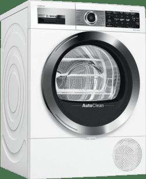 Secadora Bosch WTX87EH0ES Blanca de 9kg | Bomba de calor | WiFi Home Connect | A+++ | HomeProfessional