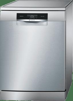 Bosch SMS88UI36E Lavavajillas 60 cm en Acero Inoxidable | Secado mediante Zeolitas | 13 servicios | WiFi HomeConnect | A+++ -10%