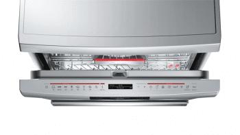 Bosch SMS88UI36E Lavavajillas 60 cm en Acero Inoxidable | Secado mediante Zeolitas | 13 servicios | WiFi HomeConnect | A+++ -10% - 2