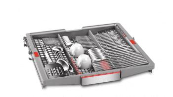 Bosch SMS88UI36E Lavavajillas 60 cm en Acero Inoxidable | Secado mediante Zeolitas | 13 servicios | WiFi HomeConnect | A+++ -10% - 5