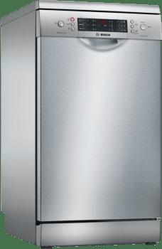 Bosch SPS66TI00E Lavavajillas Libre Instalación 45 cm Acero Inoxidable Antihuellas | 10 Servicios | A++
