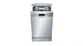 Bosch SPS66TI00E Lavavajillas Libre Instalación 45 cm Acero Inoxidable Antihuellas | 10 Servicios | A++ - 2
