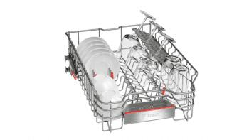 Bosch SPS66TI00E Lavavajillas Libre Instalación 45 cm Acero Inoxidable Antihuellas | 10 Servicios | A++ - 6