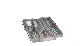 Bosch SPS66TI00E Lavavajillas Libre Instalación 45 cm Acero Inoxidable Antihuellas | 10 Servicios | A++ - 8