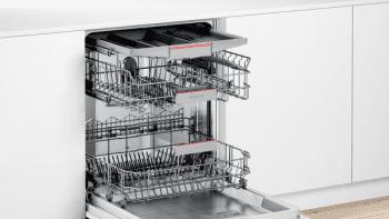 Bosch SMV46NX03E Lavavajillas Integrable de 60 cm | 14 servicios | EcoSilence | A++ - 2
