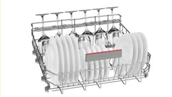Bosch SMV46NX03E Lavavajillas Integrable de 60 cm | 14 servicios | EcoSilence | A++ - 6