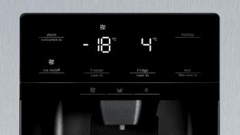 Bosch KAD93VIFP Frigorífico Americano Inox | Dispensador agua y hielo | A+ | Serie 6 | Envío + Instalación Gratis - 7