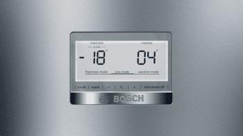 Bosch KGN49AIEP Frigorífico combi en Acero Inoxidable Antihuellas | 203 x 70 cm | No Frost | A++ | Serie 6 - 3