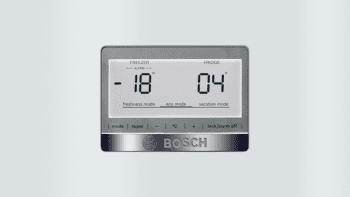 Bosch KGN49AWEP Frigorífico combi en color Blanco | 203 x 70 cm | No Frost | A++ | Serie 4 - 6