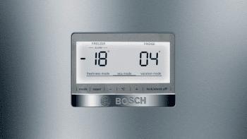 Bosch KGN39AIEP Frigorífico combi en Acero Inoxidable Antihuellas | 203 x 60 cm | No Frost | Clase E | Serie 6 - 4