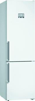 Bosch KGN39AWEP Frigorífico combi en color Blanco | 203 x 60 cm | No Frost | Clase E | Serie 6
