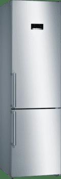 Bosch KGN39XIDP Frigorífico combi en Acero Inoxidable Antihuellas | 203 x 60 cm | No Frost | A+++ | Serie 6