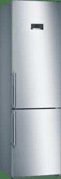 Bosch KGN39XIEP Frigorífico combi en Acero Inoxidable Antihuellas | 203 x 60 cm | No Frost | A++ | Serie 4 - 3