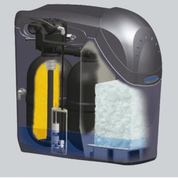 Descalcificador de Agua Kinetico 2050c 100% Hidráulico | Sin Luz