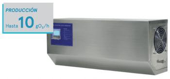 OP-10 PW Generador de Ozono 10gr/h Fijo con 16 programas | Certificado