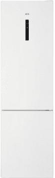 Frigorífico Combi AEG RCB736D3MW Blanco, de 2 metros con Tecnología TwinTech | Clase D