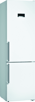 Frigorífico Combi Bosch KGN39XWEP Blanco de libre instalación 203 x 60 cm No Frost A++