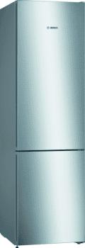 Frigorífico Combi Bosch KGN39VIDA en Acero Inoxidable de 203 x 60 cm No Frost Inverter A+++ | Serie 4