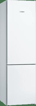 Frigorífico Combi Bosch KGN39VWDA en color Blanco de 203 x 60 cm No Frost Inverter | Clase D | Serie 4