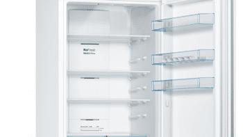 Frigorífico Combi Bosch KGN39VWDA en color Blanco de 203 x 60 cm No Frost Inverter | Clase D | Serie 4 - 4