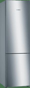 Frigorífico Combi Bosch KGN39VIEA Acero Inoxidable Antihuellas de 203 x 60 cm No Frost A++ | Serie 4