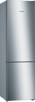 Frigorífico Combi Bosch KGN39VIEA Acero Inoxidable Antihuellas de 203 x 60 cm No Frost A++ | Serie 4 | Stock