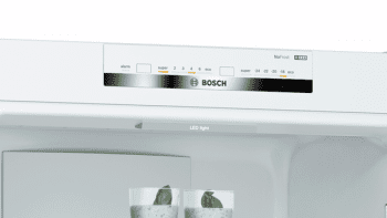 Frigorífico Combi Bosch KGN39VWEA Blanco de 203 x 60 cm No Frost A++ | Serie 4 - 3