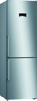 Frigorífico Combi Bosch KGN36XIDP en Acero Inoxidable Antihuellas de 186 x 60 cm No Frost Inverter A+++ | Serie 4