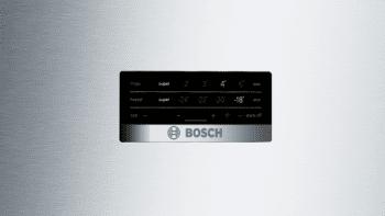 Frigorífico Combi Bosch KGN36XIDP en Acero Inoxidable Antihuellas de 186 x 60 cm No Frost Inverter A+++ | Serie 4 - 3