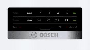 Frigorífico Combi Bosch KGN36XWDP Blanco de 186 x 60 cm No Frost Inverter A+++ | Serie 4 - 3