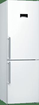 Frigorífico Combi Bosch KGN36XWEP Blanco de 186 x 60 cm No Frost | Clase E | Serie 4
