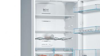 Frigorífico Combi Bosch KGN36VIEA Inox antihuellas de 186 x 60 cm No Frost | Clase E | Serie 4 - 3