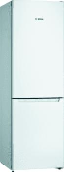 Frigorífico Combi Bosch KGN36NWEC Blanco 186 x 60 cm No Frost A++ | Serie 2