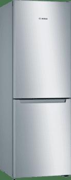 Frigorífico Combi Bosch KGN33NLEA Acero mate antihuellas 176 x 60 cm No Frost A++ | Serie 2
