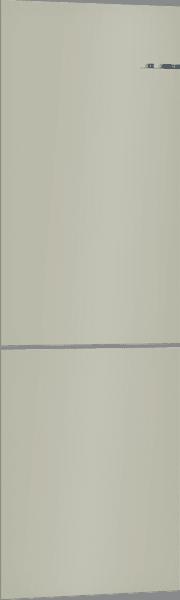 Embellecedor puertas para combi Bosch VarioStyle Bosch KSZ2BVK00 Color Gris claro | Serie 4 -
