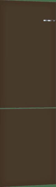 Embellecedor puertas para combi Bosch VarioStyle Bosch KSZ2BVD00 Color Marrón oscuro | Serie 4 -