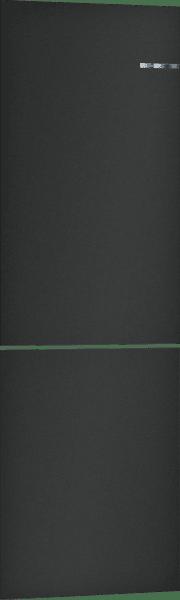 Bosch KSZ1BVZ00 Clip door, Negro mate | Serie 4 -